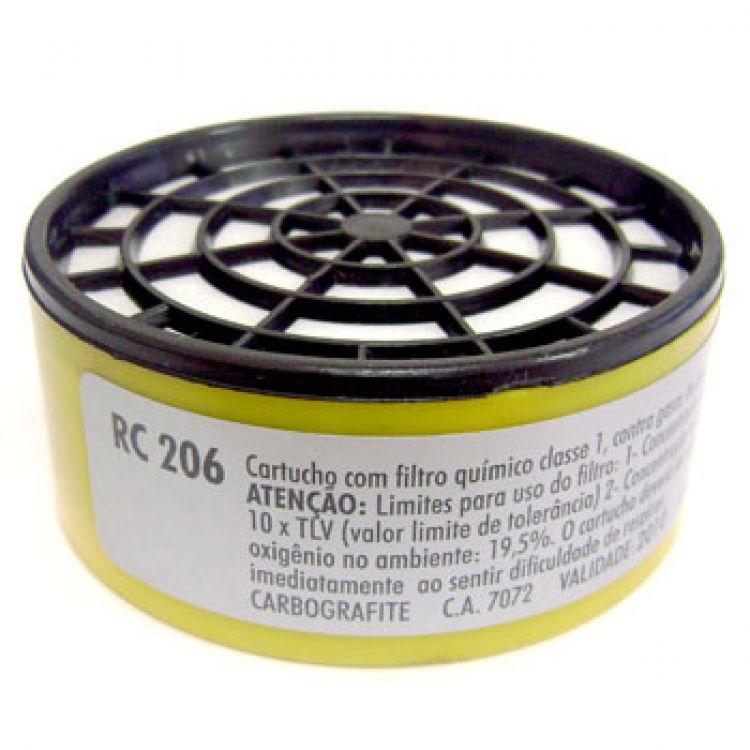 CARTUCHO VO/GA RC-206
