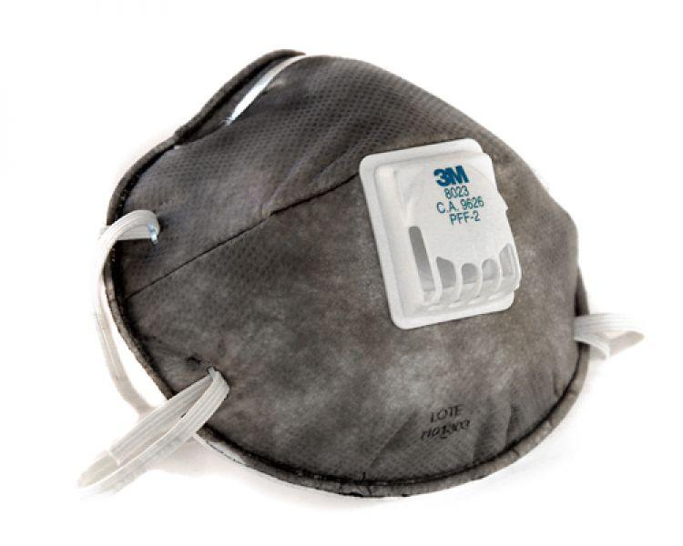 Respirador VALVULADO 8023 PFF2-VO