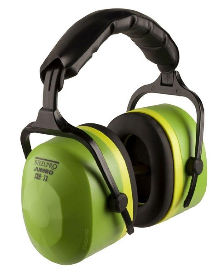 Protetor auricular tipo concha JUMBO
